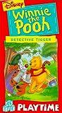 Winnie the Pooh: Detective Tigger [VHS]