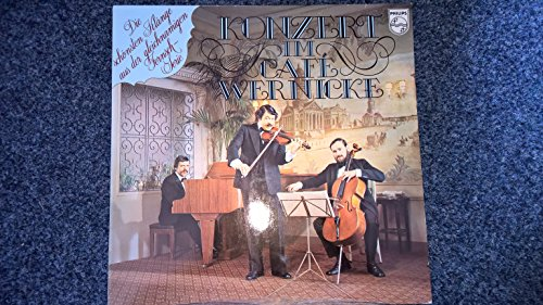 Konzert im Café Wernicke (TV-soundtrack, 1979) / Vinyl record [Vinyl-LP]