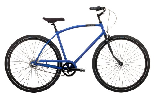 Creme Cruiser Glider 3 Speed, Pale Blue, 49.5, BI-CRE-4110_50_paleblue