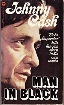 """Paperback Man in Black : """"God's Superstar"""" Tells His Own Story in His Own Words Book"""