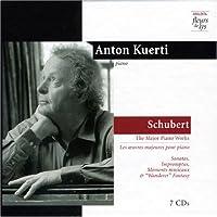 Schubert;Major Piano Works