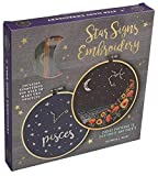 Star Signs Embroidery: Zodiac Patterns to Customize and Create (Embroidery Craft)