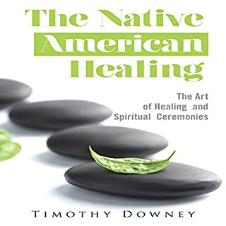 The Native American Healing audiobook cover art