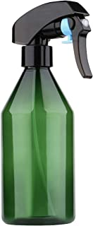 Driew Plant Mister, Fine Mist Spray Bottle for Cleaning Solution Gardening Trigger Water Empty Sprayer 10oz (Green)