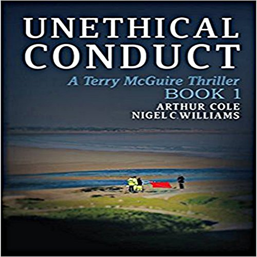 Unethical Conduct audiobook cover art