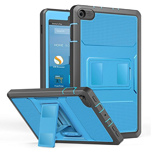 MoKo Case for All-New Amazon Fire HD 8 Tablet...
