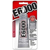 E6000 237032 クラフト用接着剤 2液量オンス 透明