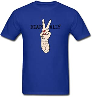 TREY3G Deap Vally Sistrionix Men's T-Shirts