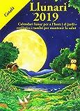 Llunari 2019: Calendari lunar per a l'hort i el jardí ecològics