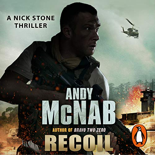 Recoil cover art