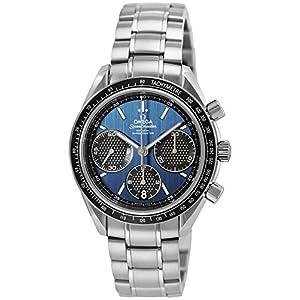 [オメガ] 腕時計 スピードマスター ブラック文字盤 コーアクシャル自動巻 クロノグラフ 326.30.40.50.03.001 並行輸入品 シルバー [並行輸入品]