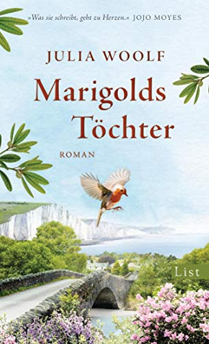 Buchseite und Rezensionen zu 'Marigolds Töchter: Roman' von Julia Woolf