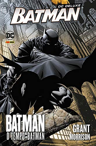 Dc Deluxe Batman: O Tempo E O Batman