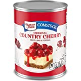 Duncan Hines Comstock Country Fruit Pie Filling & Topping, Cherry, 21 oz