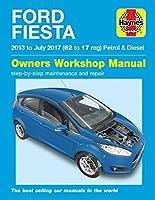 Ford Fiesta petrol & diesel ('13 - July '17) 62 to 17