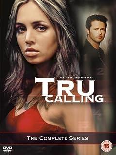 Tru Calling - The Complete Series [DVD] (B0007RUSH6) | Amazon price tracker / tracking, Amazon price history charts, Amazon price watches, Amazon price drop alerts