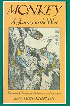 Paperback Monkey : A Journey to the West Book