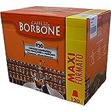 Caffe Borbone Confezione 120 Capsule Miscela Nobile Compatibile Nespresso