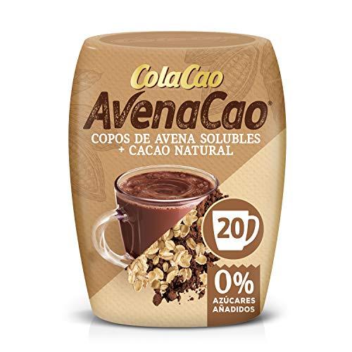 Avenacao :met Volkoren Havervlokken en Natuurlijke Cacao-300g