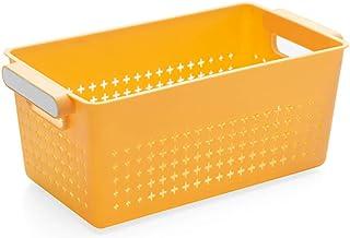 gongxi Panier De Rangement en Plastique pour Salle De Bain Box Boîte Organisateur De Tiroir pour Salon, Salle De Bain, Org...