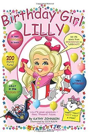 Birthday Girl Lilly