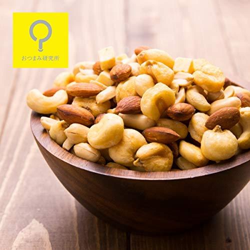スモークミックスナッツ(カシューナッツ、フリーズドライチーズ入り) 160g【2649】