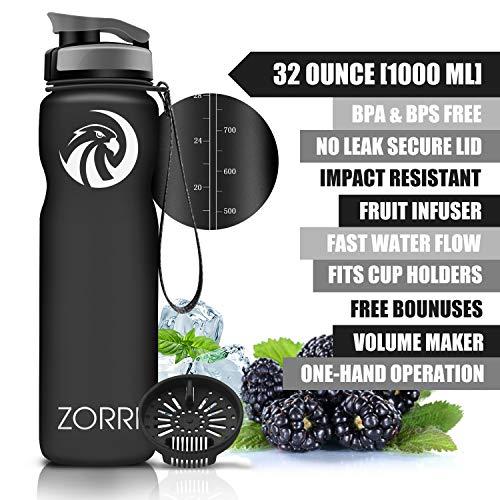 ZORRI Cantimploras y botellas de agua
