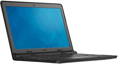 (Renewed) Dell ChromeBook 11.6 Inch HD (1366 x 768) Laptop NoteBook PC, Intel Celeron..