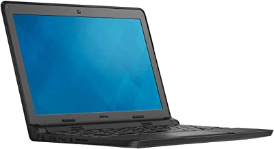 Dell ChromeBook 11.6 Inch HD (1366 x 768) Laptop NoteBook PC, Intel Celeron N2840, Camera, HDMI,...
