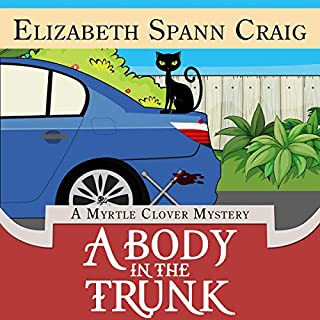 A Body in the Trunk cover art