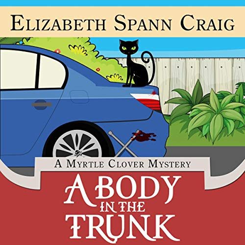 A Body in the Trunk  By  cover art