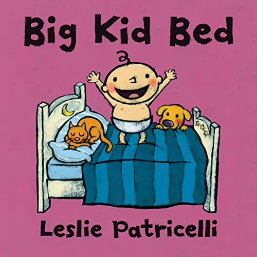 Big Kid Bed (Leslie Patricelli Board Books) (English Edition)