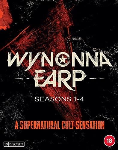 Wynonna Earp: Season 1-4 Blu-Ray [2016]