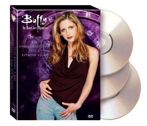 Buffy - Im Bann der Dämonen: Season 6.2 Collection (3 DVDs)