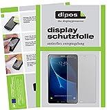 dipos I 2X Schutzfolie matt kompatibel mit Samsung Galaxy Tab A 10.1 (2016) Folie Bildschirmschutzfolie