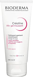 Bioderma Sensibio DS + reinigingsgel – seborreica dermatitis, 200 ml