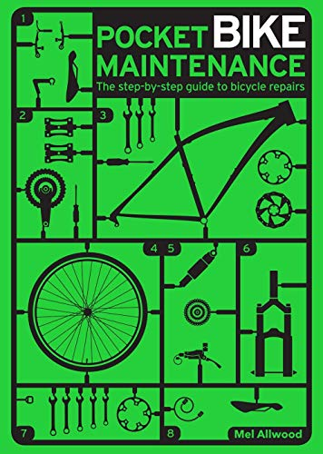 Pocket Bike Maintenance: Step-by-step guide to bicycle repairs: The Step-By-Step Guide to Bicycle Repairs