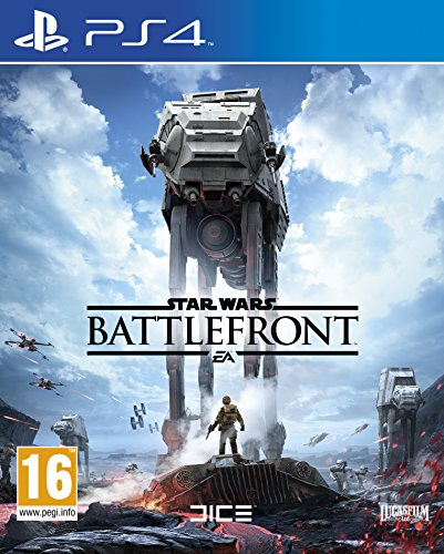 Star Wars Battlefront PS4 Game [Importación inglesa]