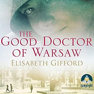The Good Doctor of Warsaw cover art
