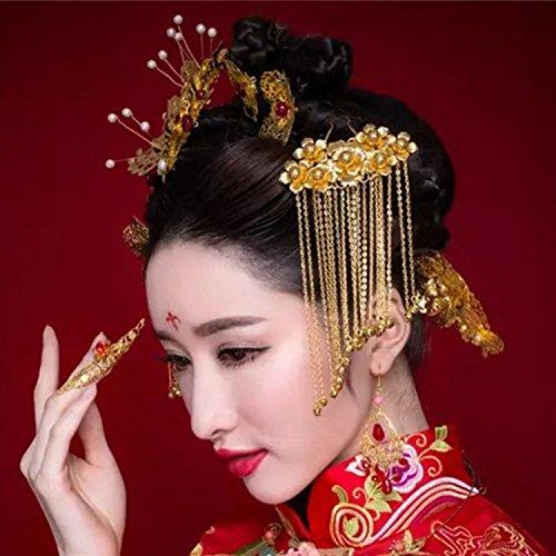 Chinese wedding headdress _image3