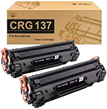 CMYBabee Compatible Toner Cartridge Replacement for Canon 137 CRG137 9435B001AA ImageClass MF236n D570 LBP151dw MF247dw MF249dw MF232w MF244dw MF216n MF217w MF212w MF227dw MF229dw (Black, 2-Pack)