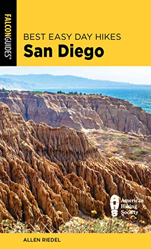 Best Easy Day Hikes San Diego (English Edition)