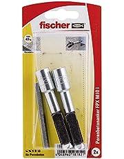 fischer FPX M10 I - stalen ankers met metrische binnendraad voor het bevestigen van verlaagde plafonds, relingen in cellenbeton - 2 stuks - art.nr. 522830