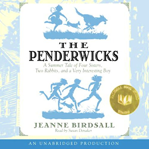The Penderwicks audiobook cover art