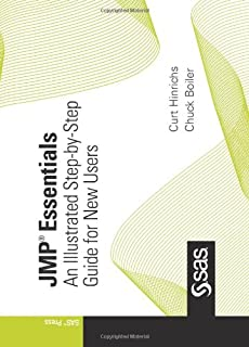 JMP Essentials: An Illustrated Step-by-Step Guide for New Users