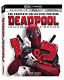 Deadpool: The Complete Collection (For Now) [Blu-ray]