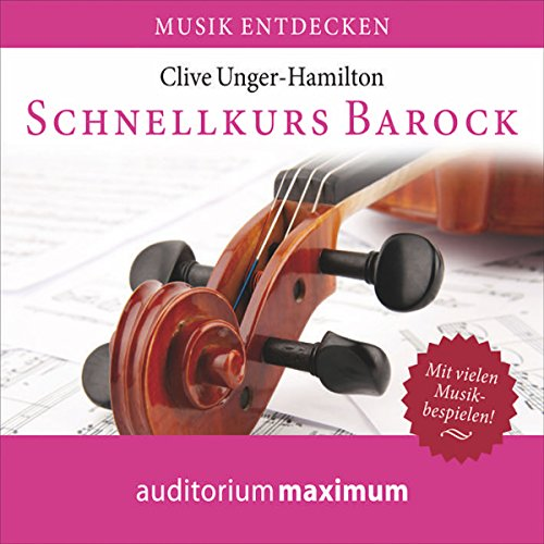 Schnellkurs Barock audiobook cover art