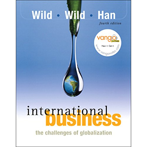VangoNotes for International Business: The Challenges of Global Business, 4/e audiobook cover art