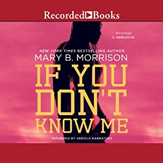 If You Don't Know Me audiobook cover art