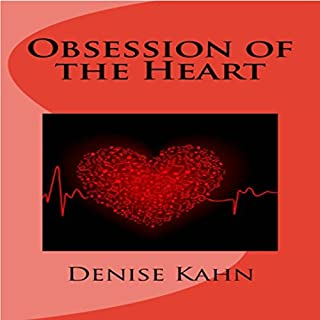 Obsession of the Heart audiobook cover art